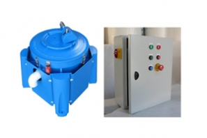 Centrifuge Processing Gallery